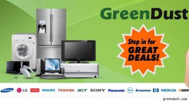 Greendust Cashback, Greendust Coupons, Greendust Deals, Greendust Offer