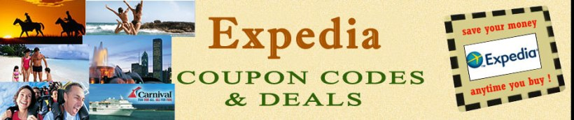 Expedia Cashback, Expedia Coupons, Expedia Deals, Expedia Offers